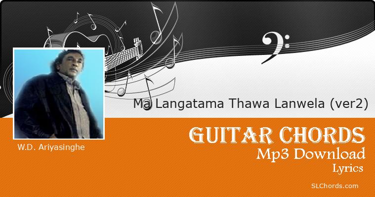 ma langatama thawa lan wela song mp3 free download